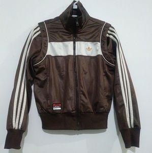 adidas Jackets & Coats - Adidas Three Stripe Jacket